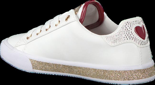 Witte GUESS Sneakers FLMEM1 ELE12S - large