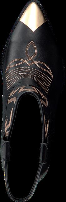 Zwarte LOLA CRUZ Enkellaarzen 292T10BK - large