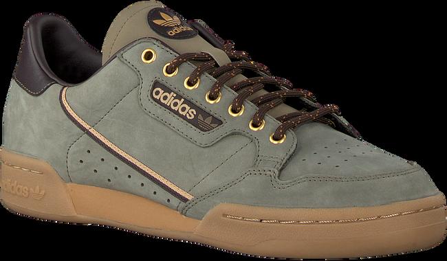 Groene ADIDAS Sneakers CONTINENTAL 80 MEN  - large