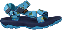 Blauwe TEVA Sandalen 1102739 HURRICANE XLT2 PRINT  - medium