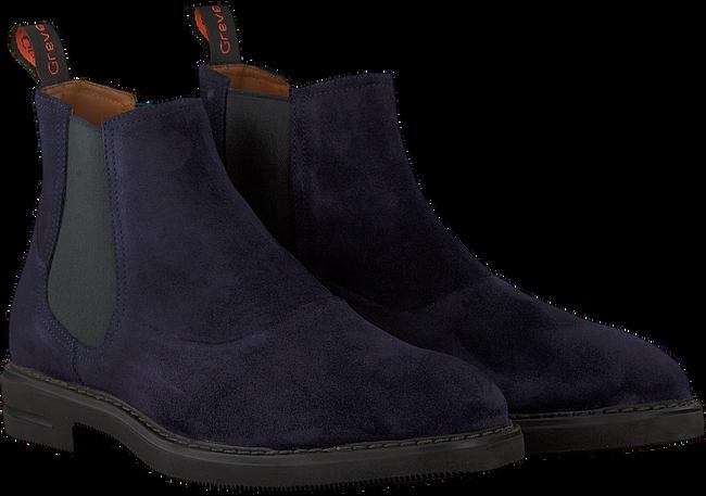 Blauwe GREVE Chelsea boots GERMAN - large