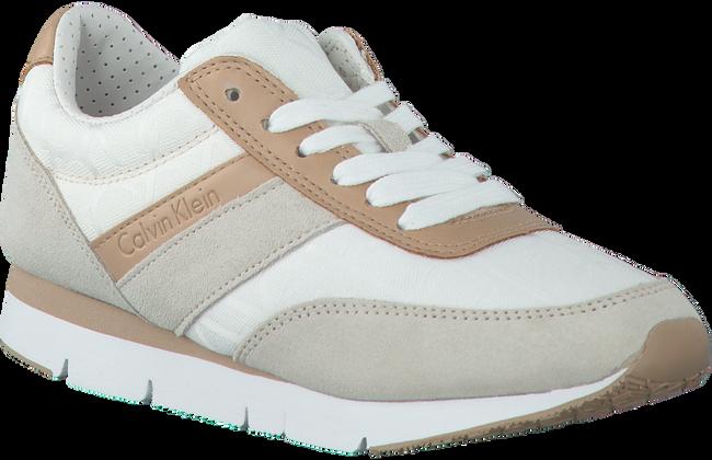 Beige CALVIN KLEIN Sneakers TEA - large