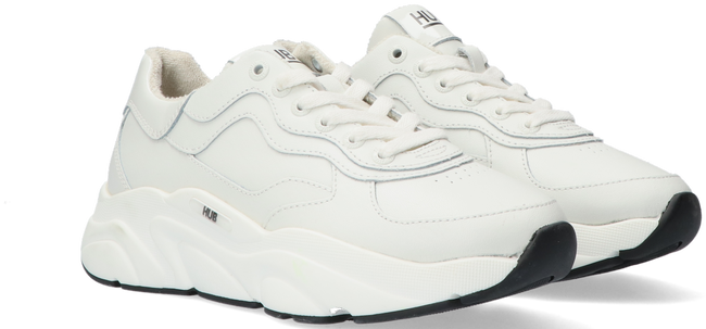 Witte HUB Lage sneakers ROCK-W  - large