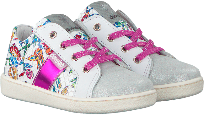 Witte DEVELAB Sneakers 41504  - large