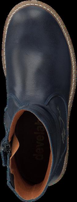 Blauwe DEVELAB Lange laarzen 42144  - large