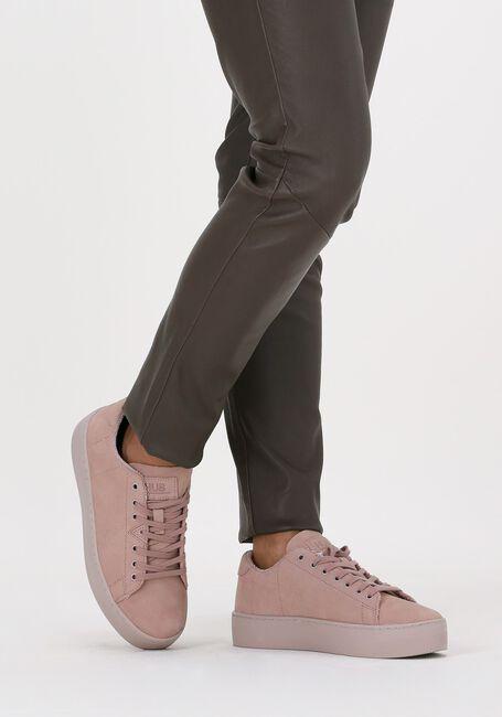 Beige HUB Lage sneakers HOOK W PLATEAU  - large