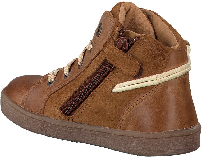 Cognac BRAQEEZ Sneakers 417506  - large