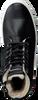 Zwarte BLACKSTONE Veterboots QL41 - small