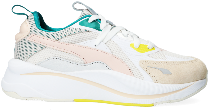 Beige PUMA Lage sneakers RS CURVE OCEAN QUEEN WN'S  - larger