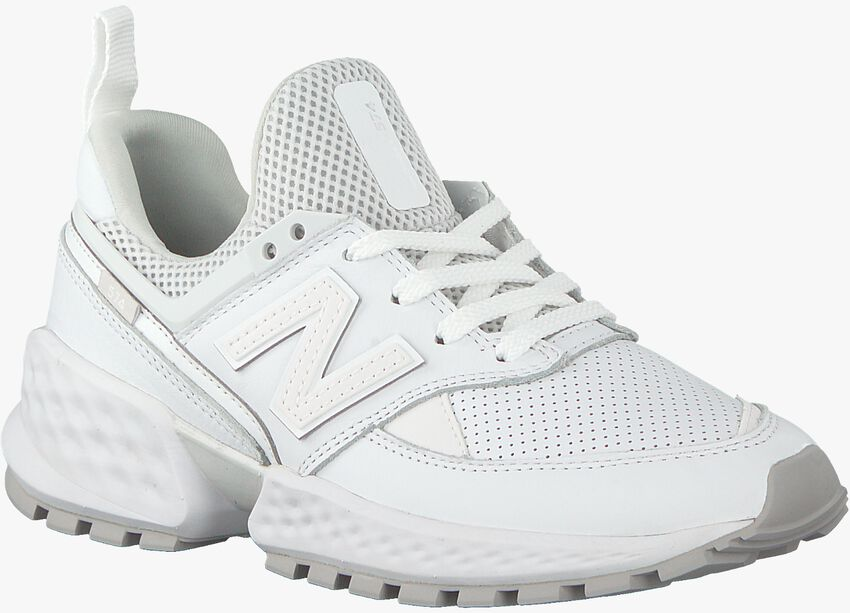 Witte NEW BALANCE Sneakers WS574 WMN  - larger