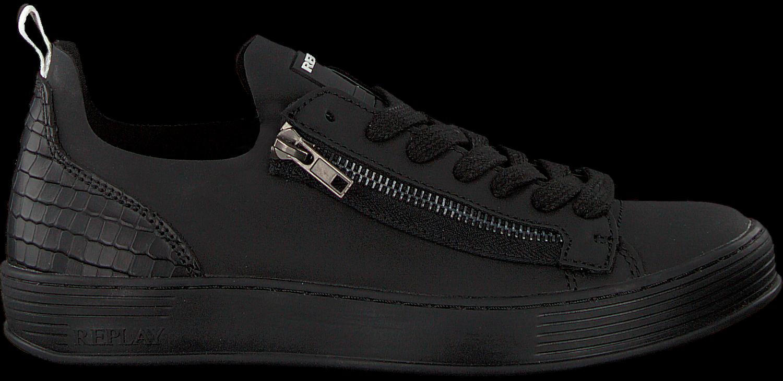 Chaussures De Sport Noir Replay Jonelle HeDHzX
