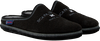 Zwarte SCAPA Pantoffels 21/087133P - small
