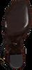 Bruine LOLA CRUZ Sandalen 406Z10BK  - small