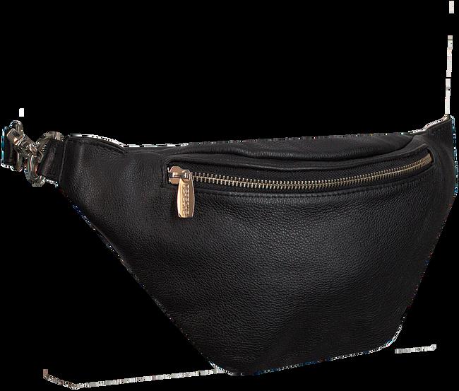 Zwarte DEPECHE Heuptas BUM BAG 12556 - large