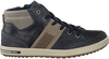 Blauwe BJORN BORG Sneakers CHARLES MID PULL  - small