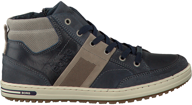 Blauwe BJORN BORG Sneakers CHARLES MID PULL  - large