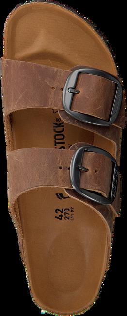 Bruine BIRKENSTOCK Slippers ARIZONA BIG BUCKLE  - large