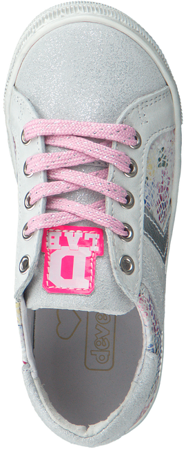 Zilveren DEVELAB Sneakers 42202  - large