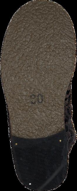 Bruine CLIC! Enkellaarsjes 8698  - large