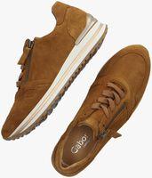 Cognac GABOR Lage sneakers 528  - medium