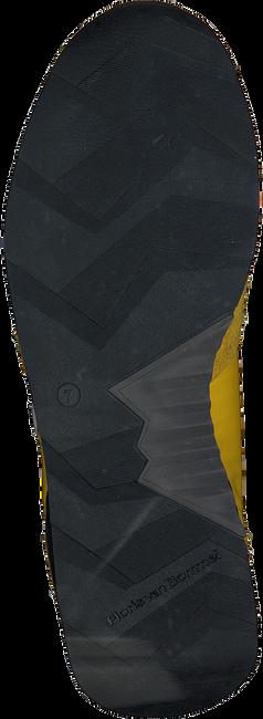 Gele FLORIS VAN BOMMEL Sneakers 16246  - large