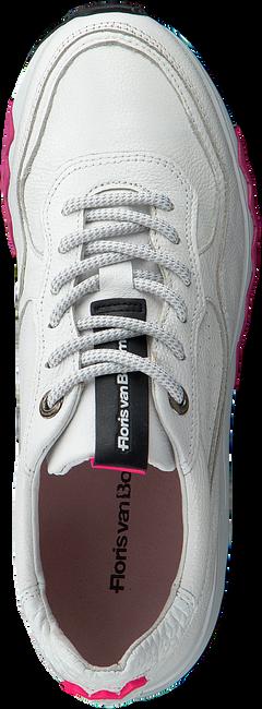 Witte FLORIS VAN BOMMEL Sneakers 85265  - large