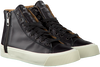 Zwarte DIESEL Sneakers ZIP-TURF  - small