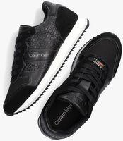 Zwarte CALVIN KLEIN Lage sneakers RETRO RUNNER  - medium