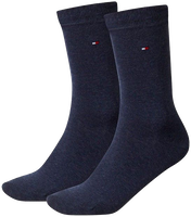 Blauwe TOMMY HILFIGER Sokken TH CHILDREN SOCK TH BASIC 2P - medium