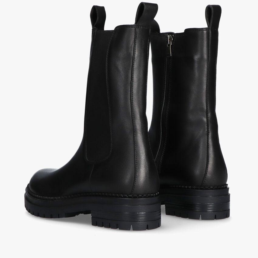 Zwarte NOTRE-V Chelsea boots 753008  - larger