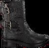 Zwarte OMODA Biker boots R13233  - small