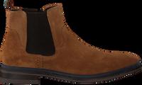 Cognac MAZZELTOV Chelsea boots MBURGO603.OMO1  - medium