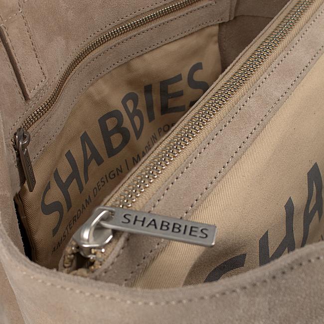 Beige SHABBIES Handtas 212020004 - large
