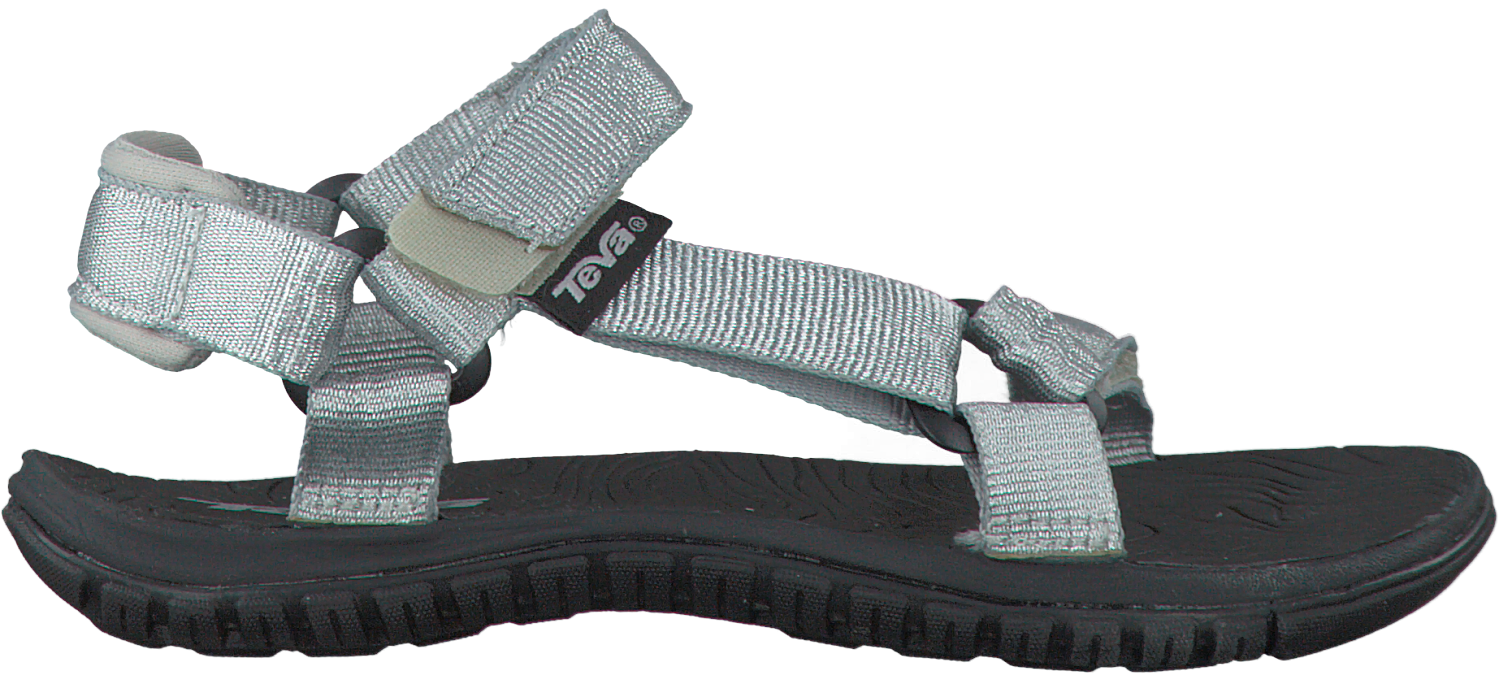 separation shoes bd77e 05d06 Zilveren TEVA Sandalen HURRICANE 3 KIDS