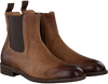 Cognac MAZZELTOV Chelsea boots 3705  - small