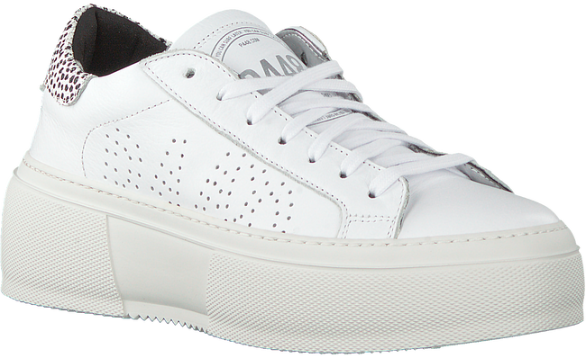 Witte P448 Lage sneakers LOUISE  - large