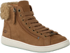 Cognac UGG Sneakers OLIVE  - small