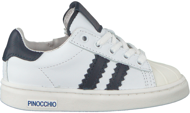 Witte PINOCCHIO Sneakers P1834 - large