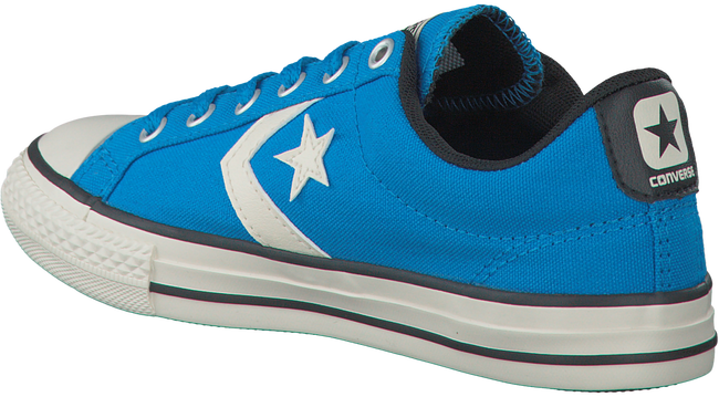 Blauwe CONVERSE Sneakers STAR PLAYER OX KIDS  - large