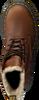 Cognac DR MARTENS Veterboots 1460 - small