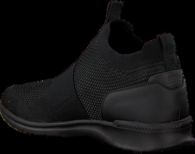 Zwarte HUGO BOSS Sneakers EXTREME SLON KNIT  - large