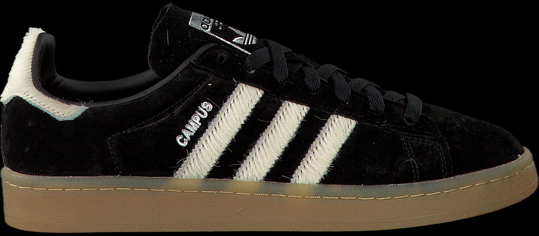 Zwarte ADIDAS Sneakers CAMPUS DAMES | Omoda
