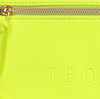 Gele TED BAKER Clutch IVAR  - small