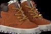 Cognac DEVELAB Hoge sneaker 41855  - small