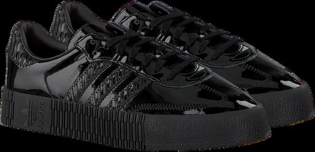 Zwarte ADIDAS Sneakers SAMBAROSE WMN - large
