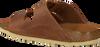 Cognac BIRKENSTOCK Slippers ARIZONA BIG BUCKLE  - small