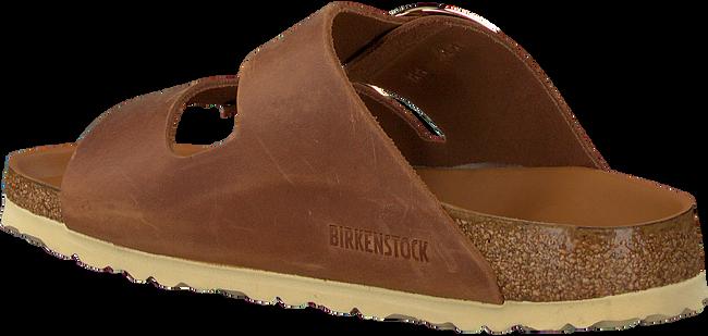 Cognac BIRKENSTOCK Slippers ARIZONA BIG BUCKLE  - large