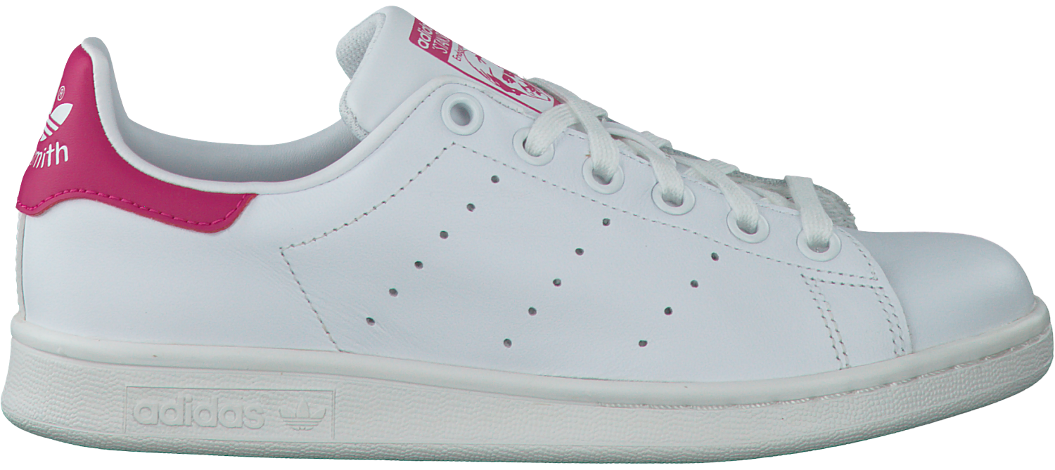 adidas stan smith j wit