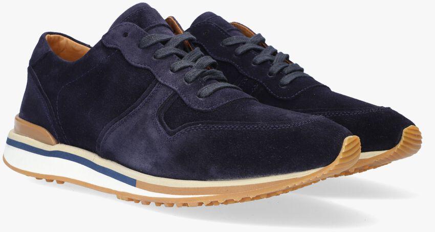 Blauwe MAZZELTOV Sneakers 218326  - larger
