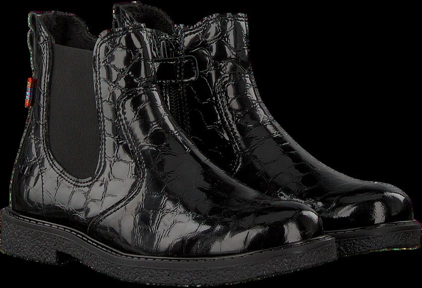 Zwarte KOEL4KIDS Chelsea boots KO858-MF-10  - larger